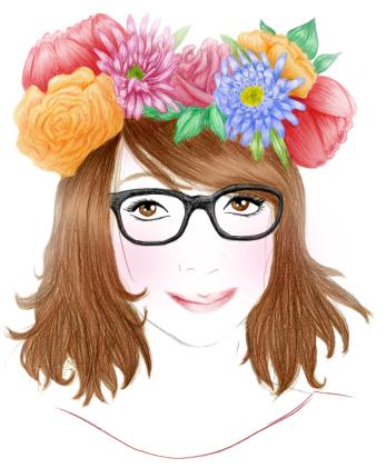 Sabine portrait 1