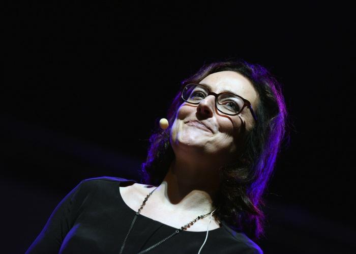 Caroline Carlicchi TEDx