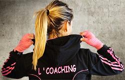 laurette coach de boxe L'Coaching